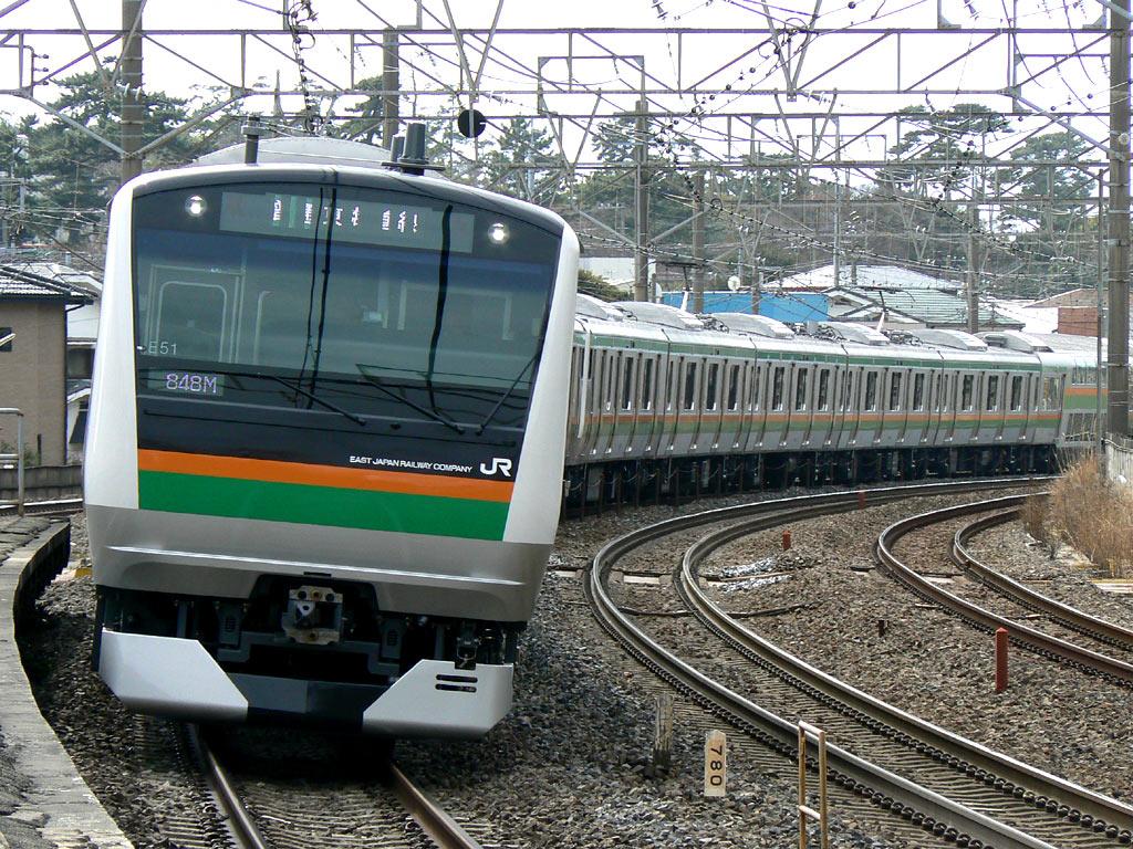 画像 : 東海道線(JR東日本管内)歴代車両一覧―最新車両から懐かしの車両 ...