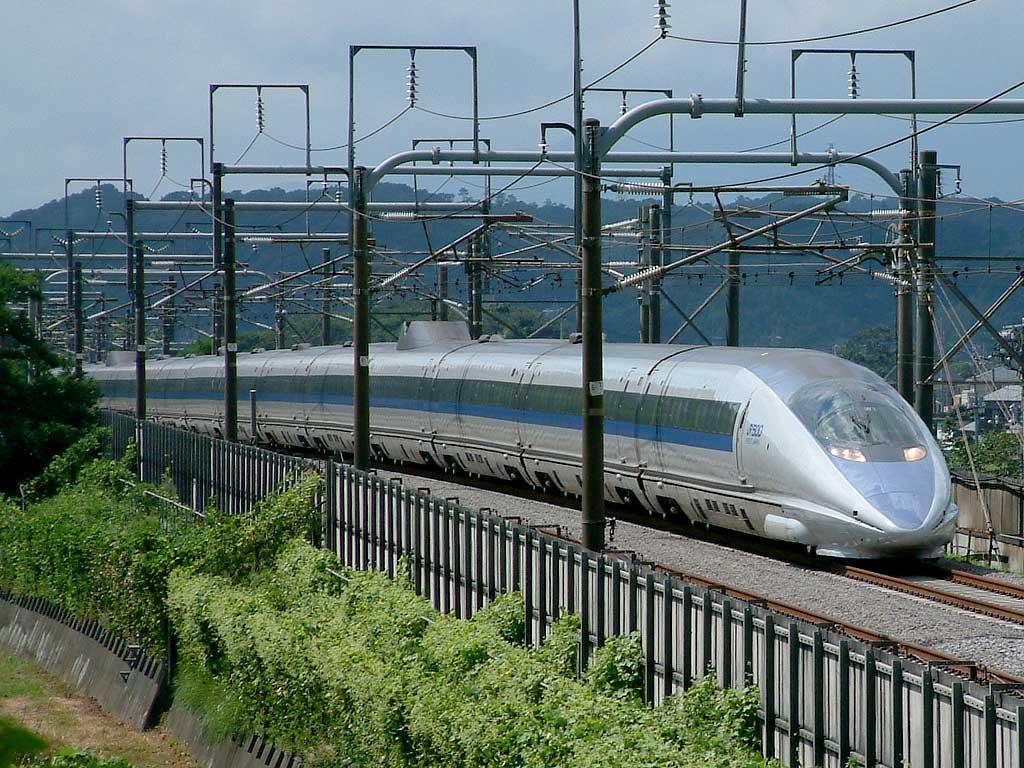 California High Speed Rail Blog: Electric Stimuli